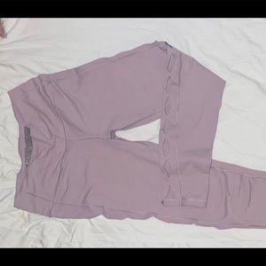 Pink Victoria's Secret KNOCKOUT leggings